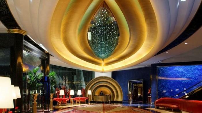O Luxo Redefinido em Hotéis Dubai