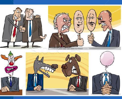 6 piadas de políticos