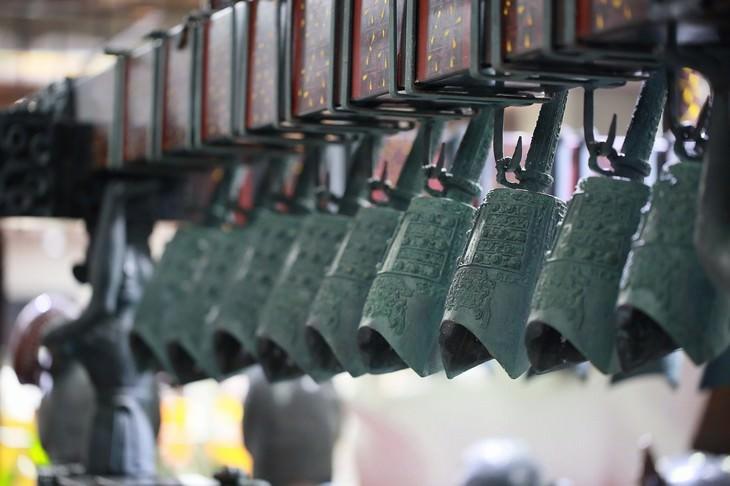 Invenção chinesa sinos