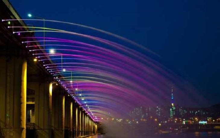 Buildings - Light Up - After Dark