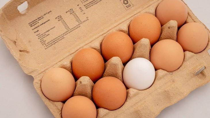 Data de validade  ovos