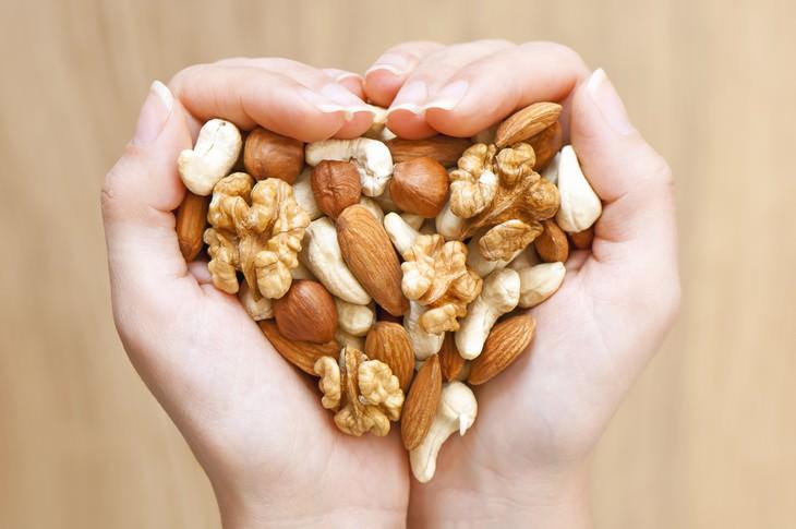 las 10 nueces más saludables