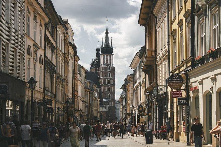 Schindler's List 1993 – Krakow, Poland