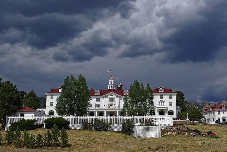 The Shining 1980 – Stanley Hotel, Colorado