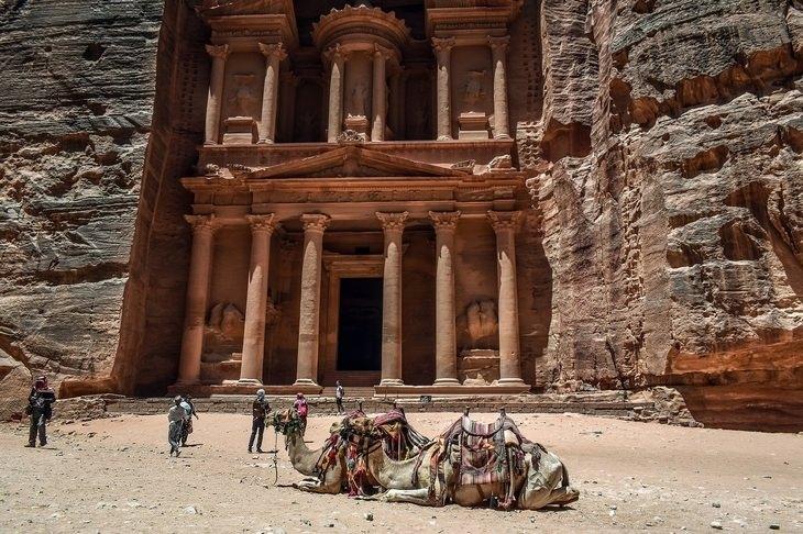 Indiana Jones and the Last Crusade 1989 – Petra, Jordan