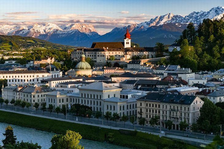 The Sound of Music 1965 – Salzburg, Austria