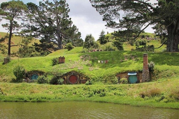 Lord of the Rings 2001 – Matama, New Zealand