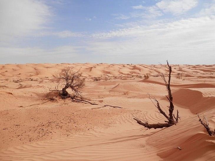 Star Wars 1977 – Sahara Desert, Tunisia