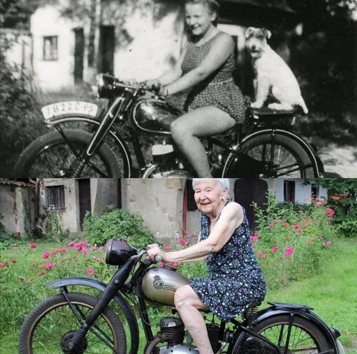 Fotografias incríveis que mostram diferenças, formas e tamanhos por meio de comparação