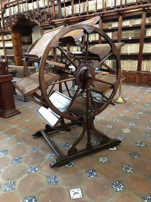Estranhas invenções de tecnologia antiga