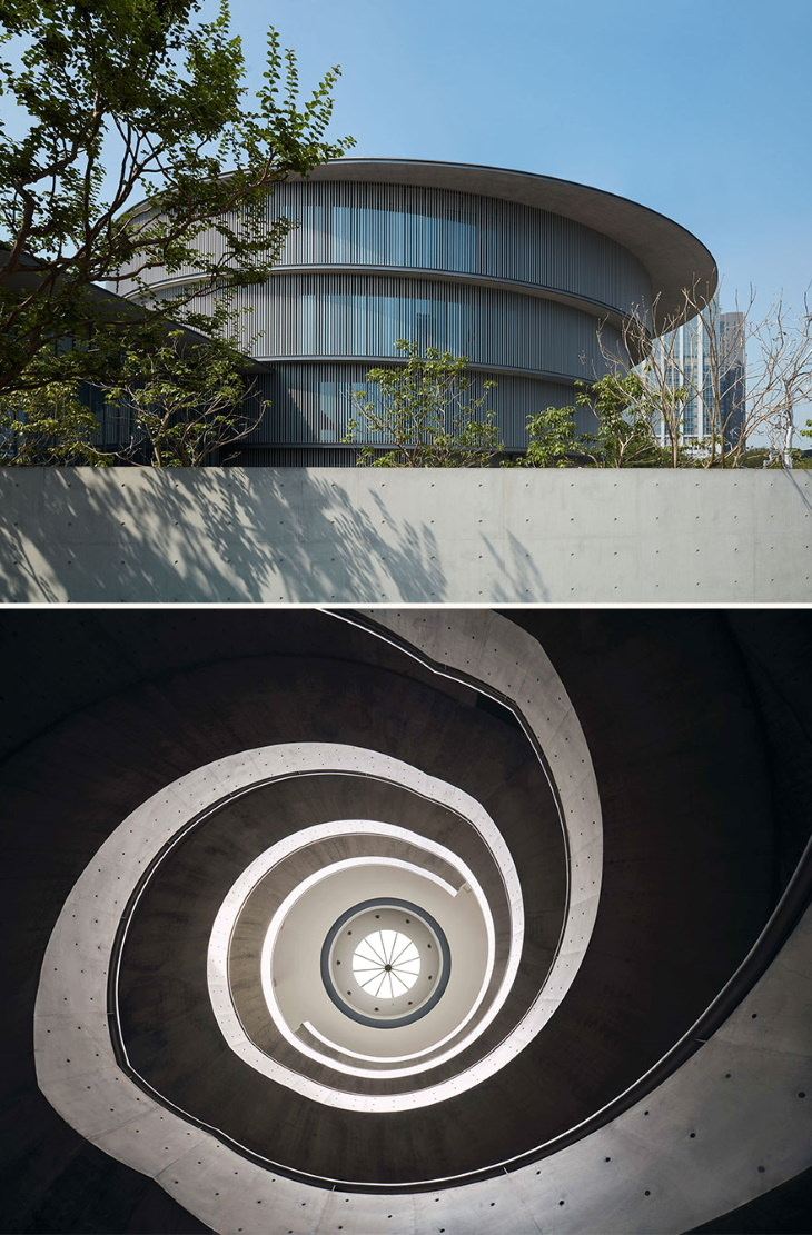 Vencedores do AMP 2020, Museu de Arte de Tadao Ando