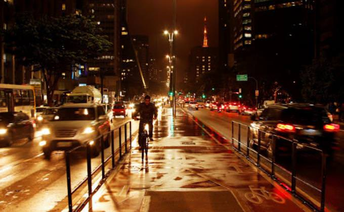 Piada: Conversa no táxi
