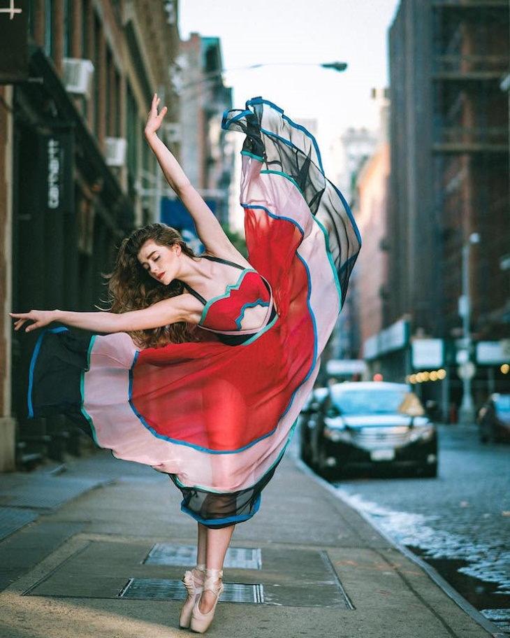 Fotografia de balé de Omar Z. Robles