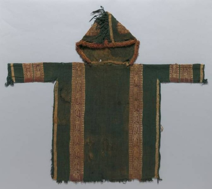 Museum Items,  tunic