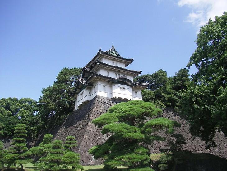 Palácio Imperial de Tóquio, Japão