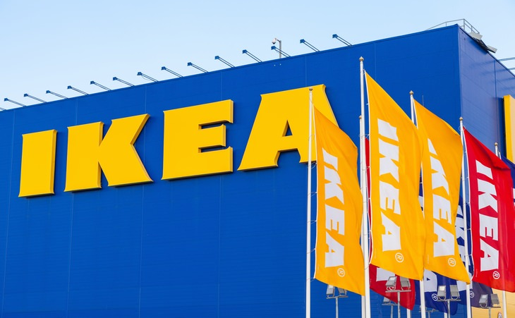Nomes proibidos para pessoas: Ikea