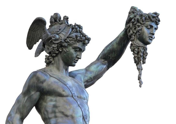 Perseu e a Medusa