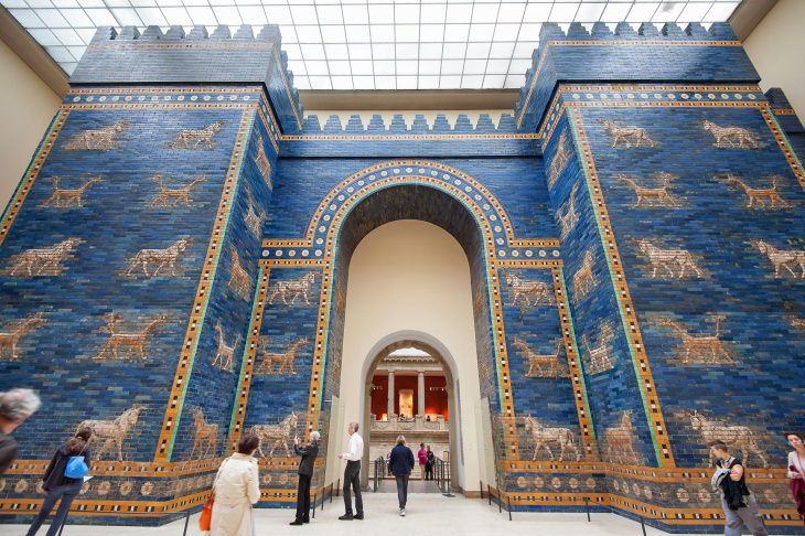 Museu Pergamon, Berlim