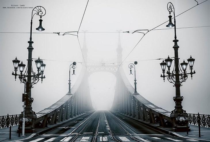 Cidades vazias quarentena coronavírus Budapeste, Hungria