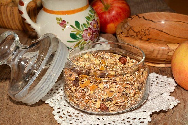 Alimentos e suprimentos grãos e sementes