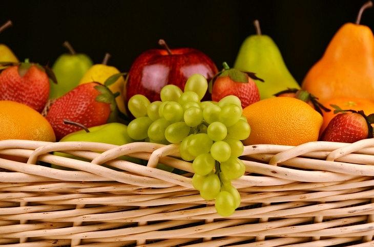 Alimentos e suprimentos Frutas