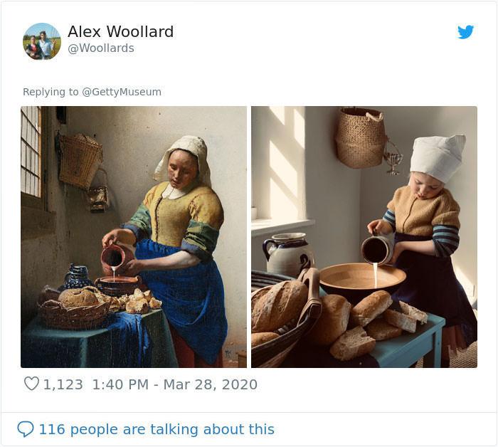 Amadores e pinturas famosas