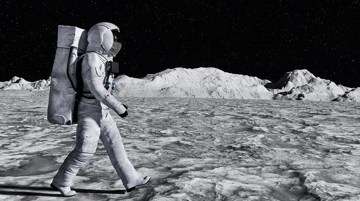 Jules Verne imaginou um homem na lua em 1865