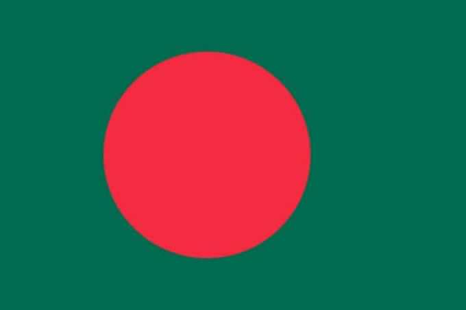 Trivia: Bangladesh flag
