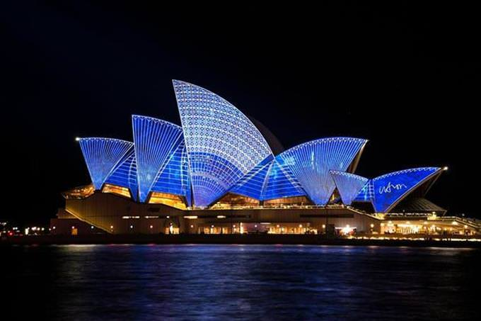 Curiosidades: Sydney Opera House