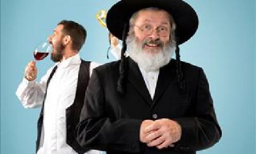 Piada: A mulher do rabino