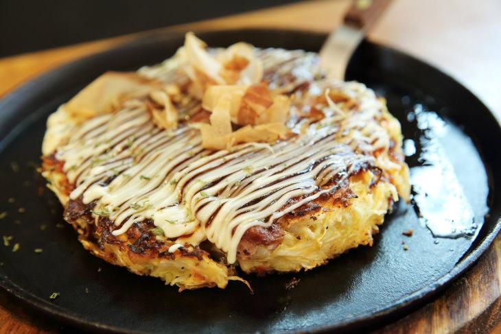 Japão - Okonomiyaki