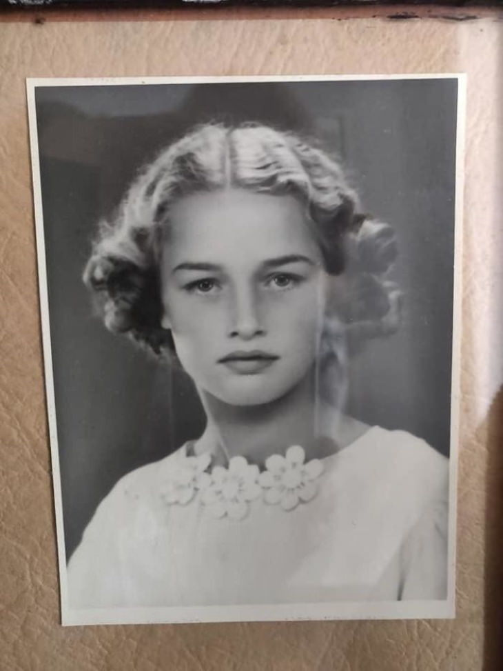 vintage photos of people aging faster in the past 14 year old