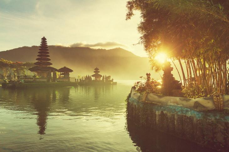 Destinos turísticos verão 2020 Bali