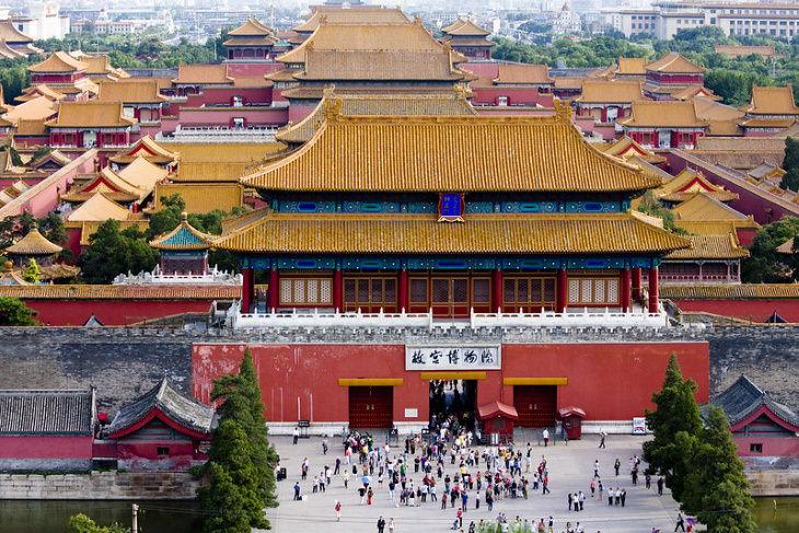 Destinos turísticos verão 2020  China