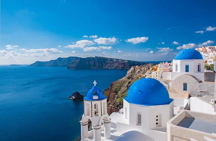 Destinos turísticos verão 2020  Grécia