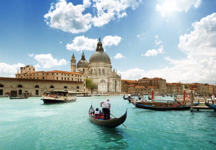 Destinos turísticos verão 2020  Itália