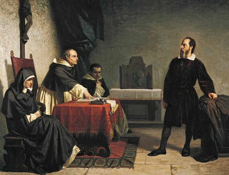 Galileu Galilei e a INquisição