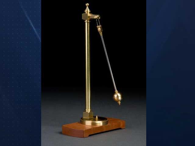 Galileu Galilei pêndulo