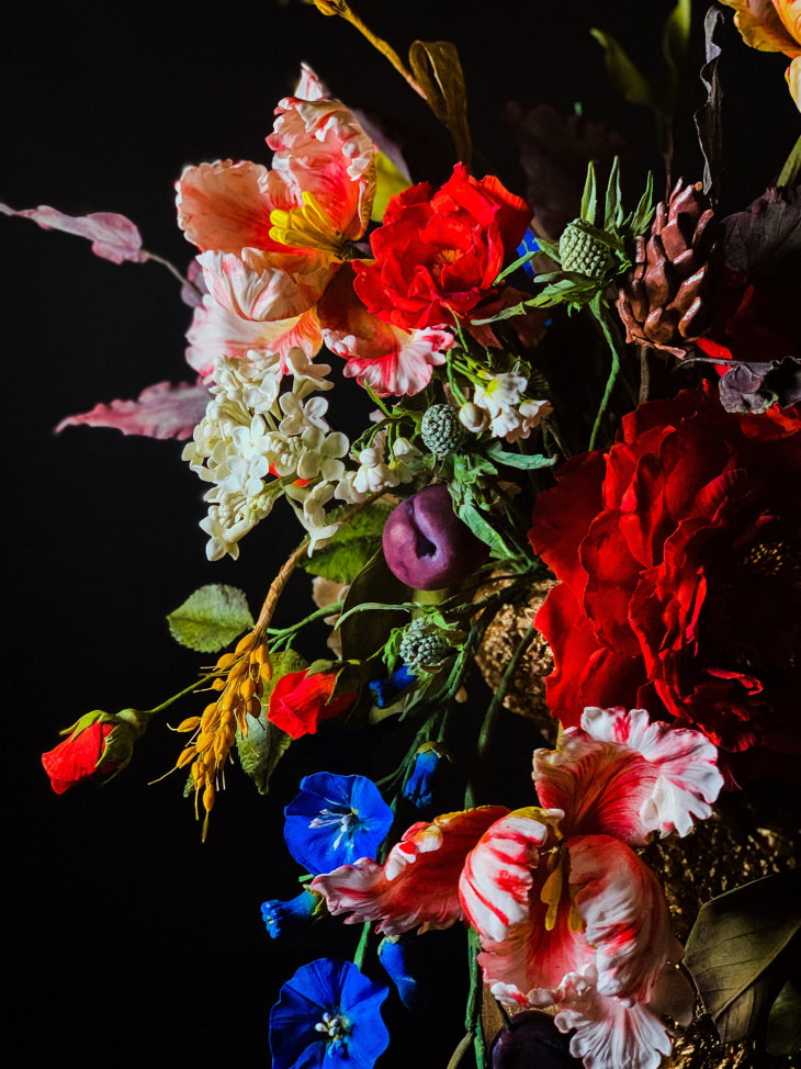 Bolos artísticos de Julie Simon