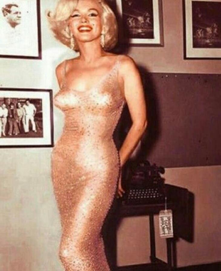 Os 15 itens mais caros vendidos nos últimos 10 anos  Marilyn Monroe
