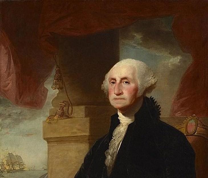 George Washington não tinha dentes de madeira