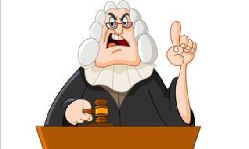 Piada: O jurado ideal