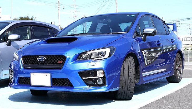 Fastest, affordable and cost effective cars of 2020, Subaru WRX