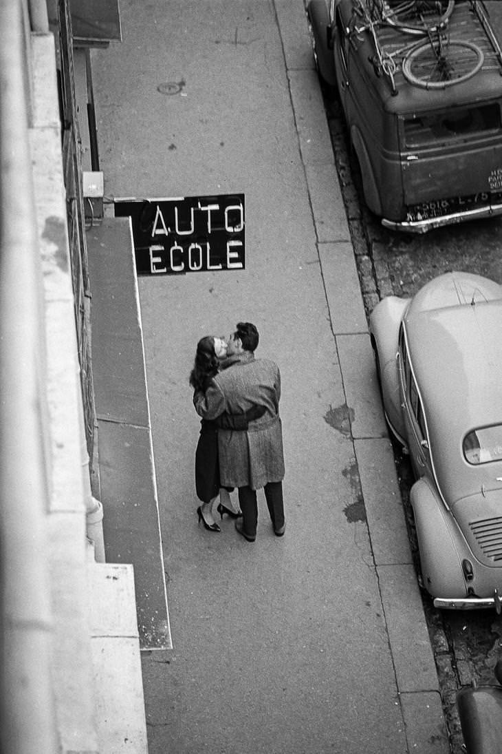 Incrível Fotografia Rua do século 20 - Jack Sharp