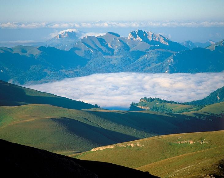 Destinos imperdíveis no Cáucaso
