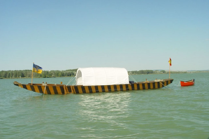 Lesser known types of boats with unusual names, Zille