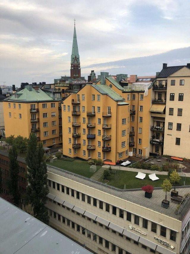 Fotos da Suécia