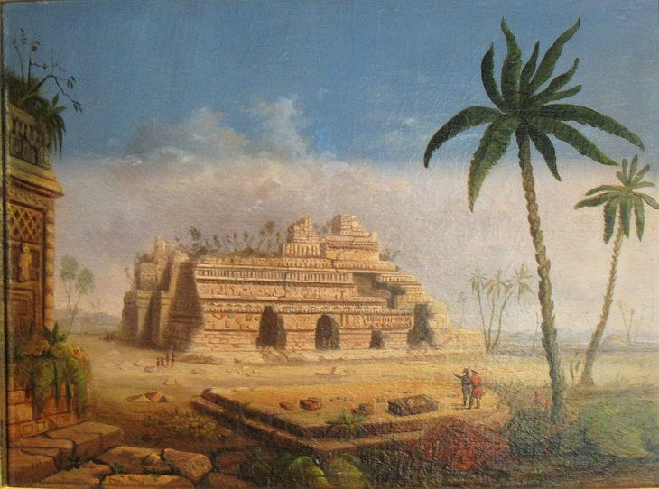 Pinturas de paisagens de Robert S. Duncanson