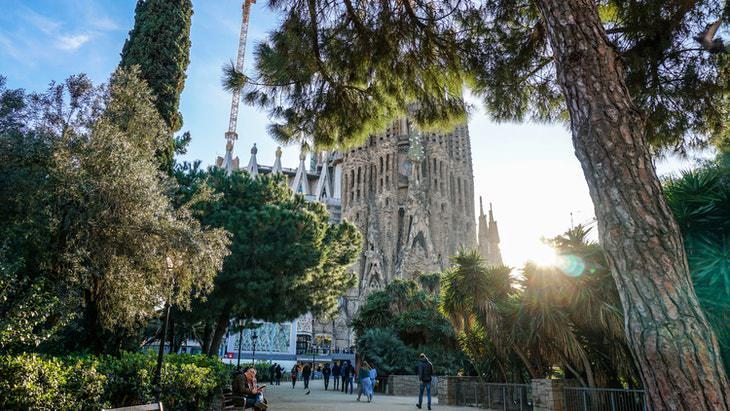 Cosas a Evitar En Estos Lugares Barcelona, España