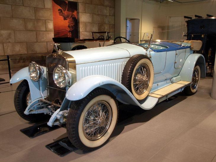 Hispano Suiza H6 B capota dupla